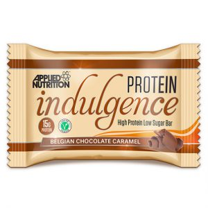 Protein Indulgence Bar 50G Choc Caramel X 12 Units
