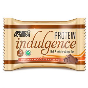 Protein Indulgence Bar 50G Choc Hazelnut X 12 Units