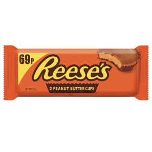 Reese's Peanut Butter 2 Cup 69p PMP