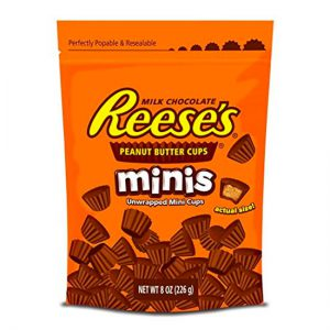 Reese's Mini Peanut Butter Pouch (226g) Multi Pack 10's