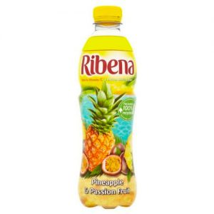 Ribena 500 Pineapple & passion LGT12 PET