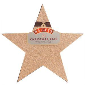 Seasonal Baileys Christmas Star 56G