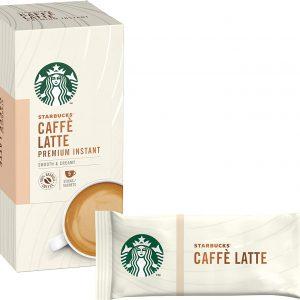 StarBucks White Vanilla Latte Mix 5Sac