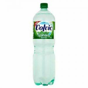 Volvic Sparkling Water 1.5L x6