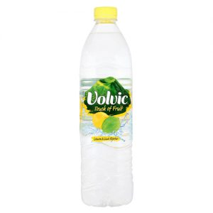 Volvic Touch Of Fruit Lemon and Lime 1.5L x 6