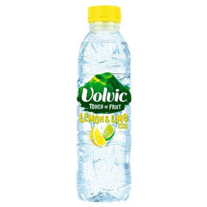 Volvic Touch Of Fruit Lemon and Lime 50cl x12