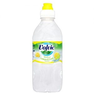 Volvic Touch Of Fruit Lemon and Lime Sportscap 75cl x 6
