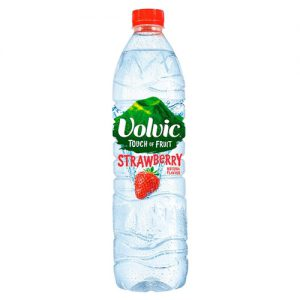 Volvic Touch Of Fruit Strawberry 1.5L x 6