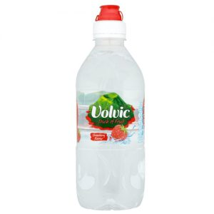 Volvic Touch Of Fruit Strawberry Sportscap 75cl x 6