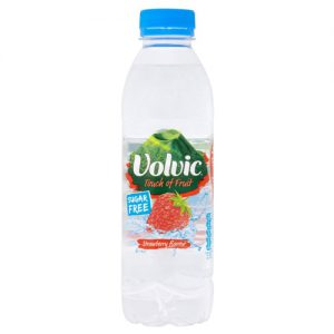 Volvic Touch Of Fruit Strawberry Sugar Free 50cl x12