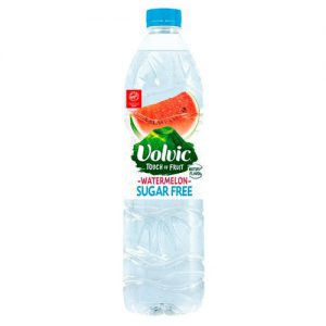Volvic Touch Of Fruit Watermelon Sugar Free 1.5L x 6