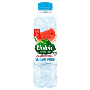Volvic Touch Of Fruit Watermelon Sugar Free 50cl x 12
