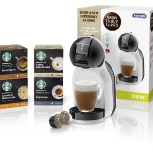 DeLonghi Mini Me Starbucks Bundle
