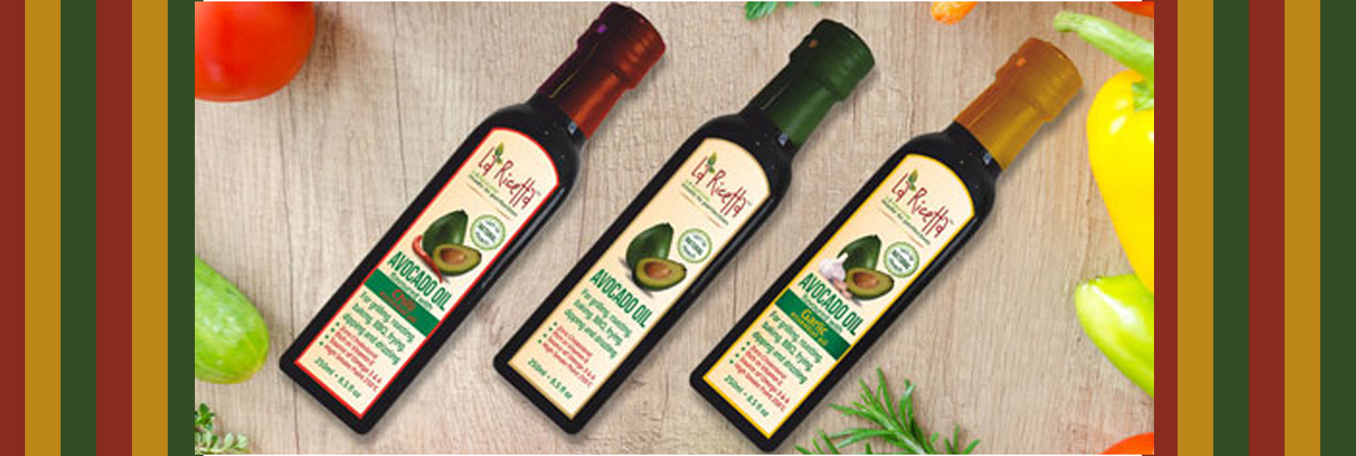 http://www.enaturalltd.com/products/la-ricetta-premium-avocado-oils/
